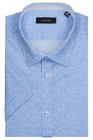 Koszula męska z krótkim rękawem 93067 Sklep LAVARD